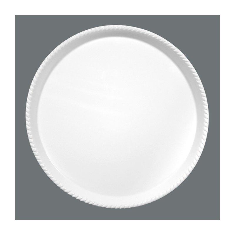 gastrobedarf porzellan buffet platte 1501 rund 5 cm gstshop de. Black Bedroom Furniture Sets. Home Design Ideas