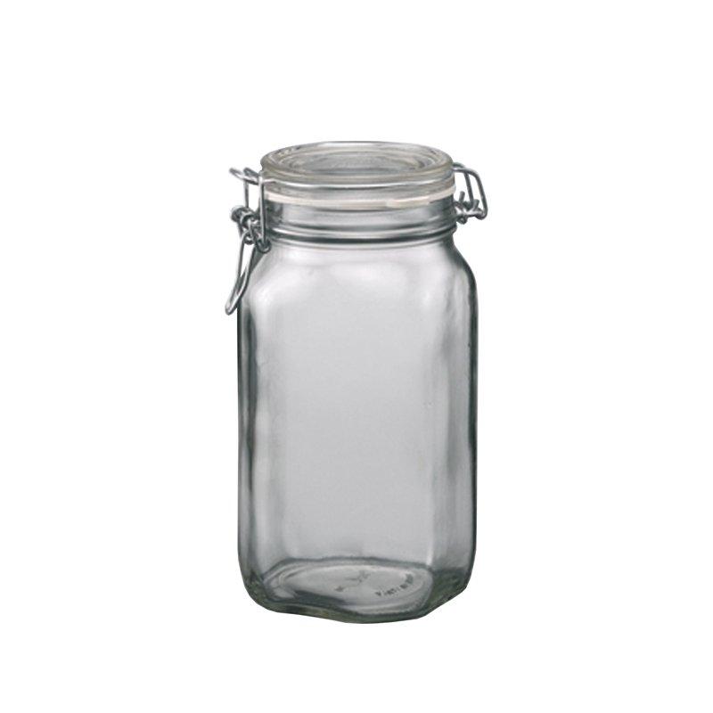 EINMACHGLAS FIDO mit Drahtbügel 1,5 Liter | GSTSHOP.DE