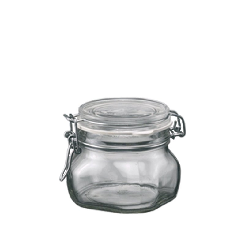 EINMACHGLAS FIDO mit Drahtbügel 0,5 Liter | GSTSHOP.DE