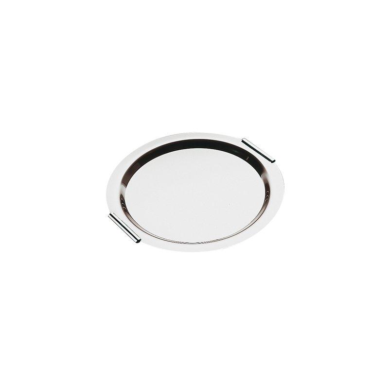 tablett finesse 18 0 edelstahl verchromte messing. Black Bedroom Furniture Sets. Home Design Ideas
