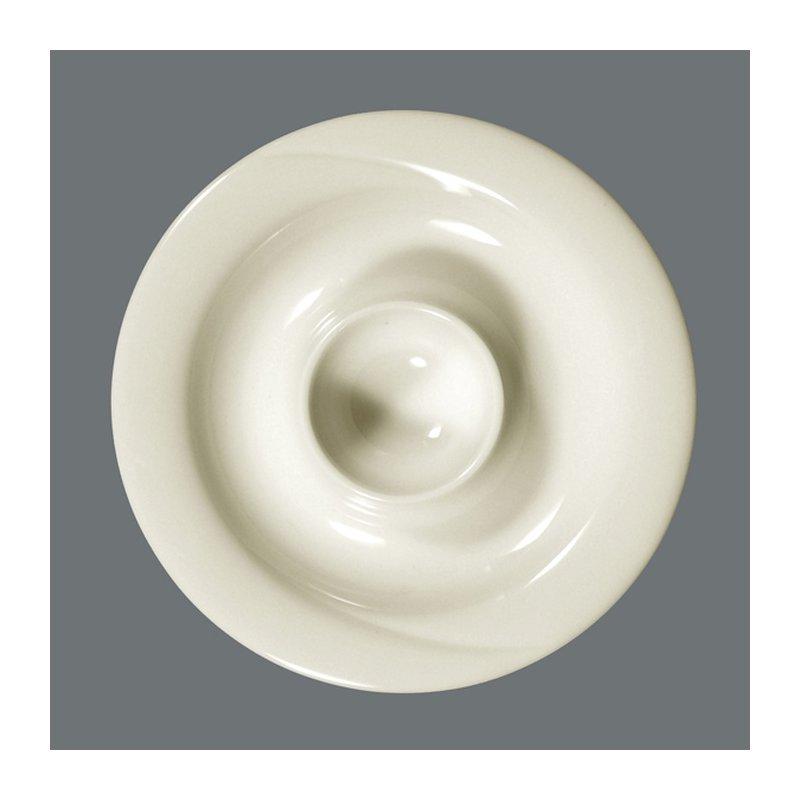 gastro geschirr seltmann luxor eierbecher mit ablage gstshop de. Black Bedroom Furniture Sets. Home Design Ideas