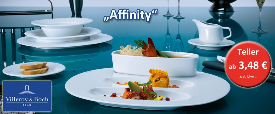 Villeroy und Boch - Affinity